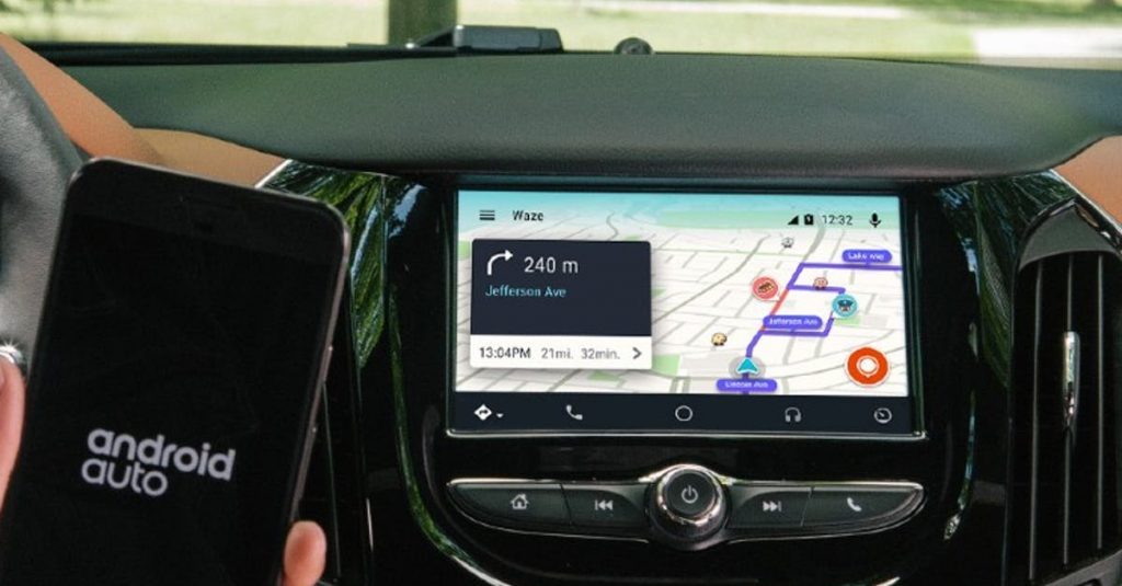 Android Auto will soon work with Android work profiles