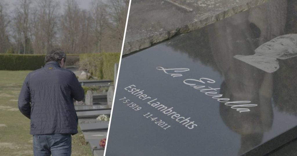 """Axel Decelaire romantically at Schönselhof Cemetery: """"This will come for some time"""" 