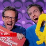 Belgian duo Thomas and Roy win LEGO Masters 2021 |  TV