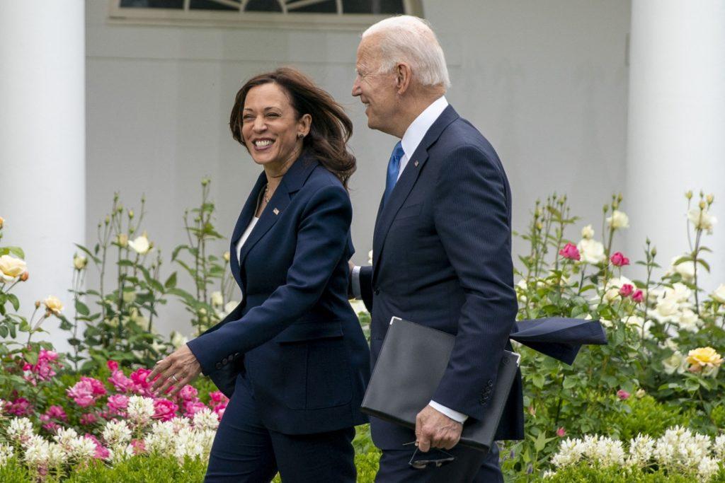 Biden and Harris release tax returns