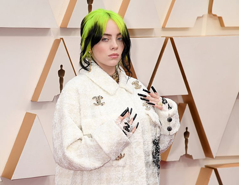 Billie Eilish shows a new side of herself on the cover of British Vogue