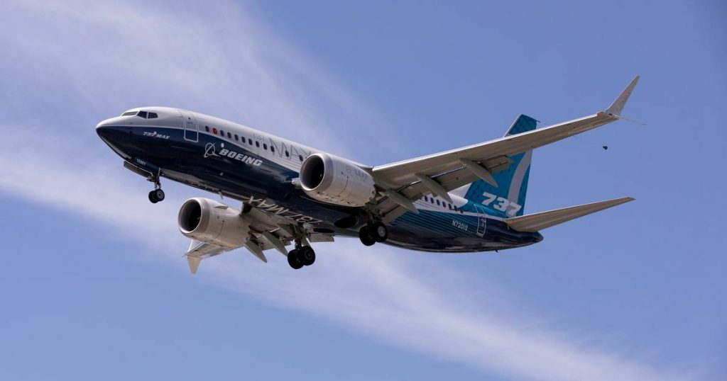 Boeing Takes Step to Fix New 737 MAX Defects    Economie
