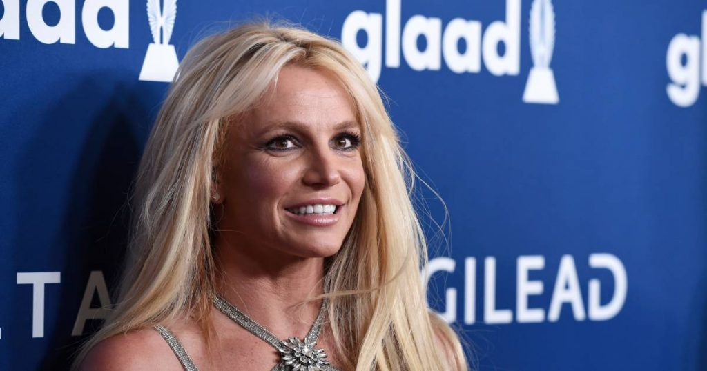 """Britney Spears doesn't want to go out under the government: """"The only thing you can't do is do crazy things"""" 