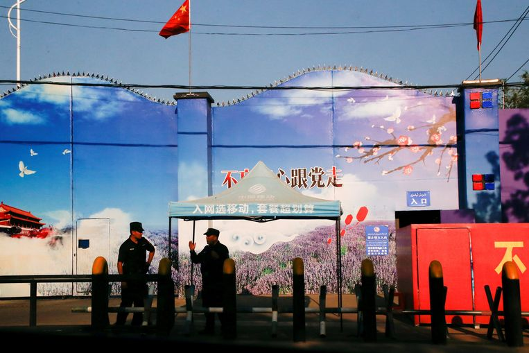 China demands the cancellation of the United Nations meeting on the Uyghurs