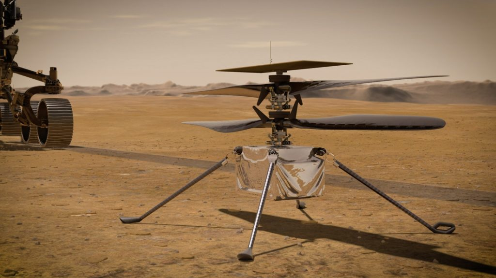 Creativity completes its fourth trip on Mars, and NASA is expanding ...