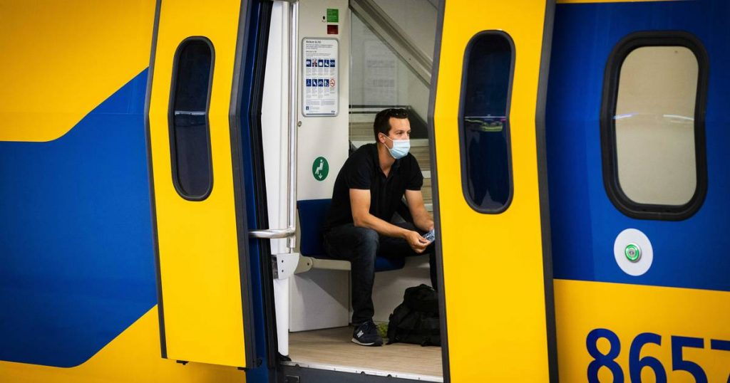 Dutch railway traffic is completely disrupted due to malfunction  abroad