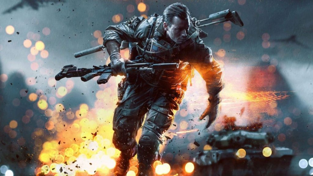 EA hints at the reveal of Battlefield 6 in June