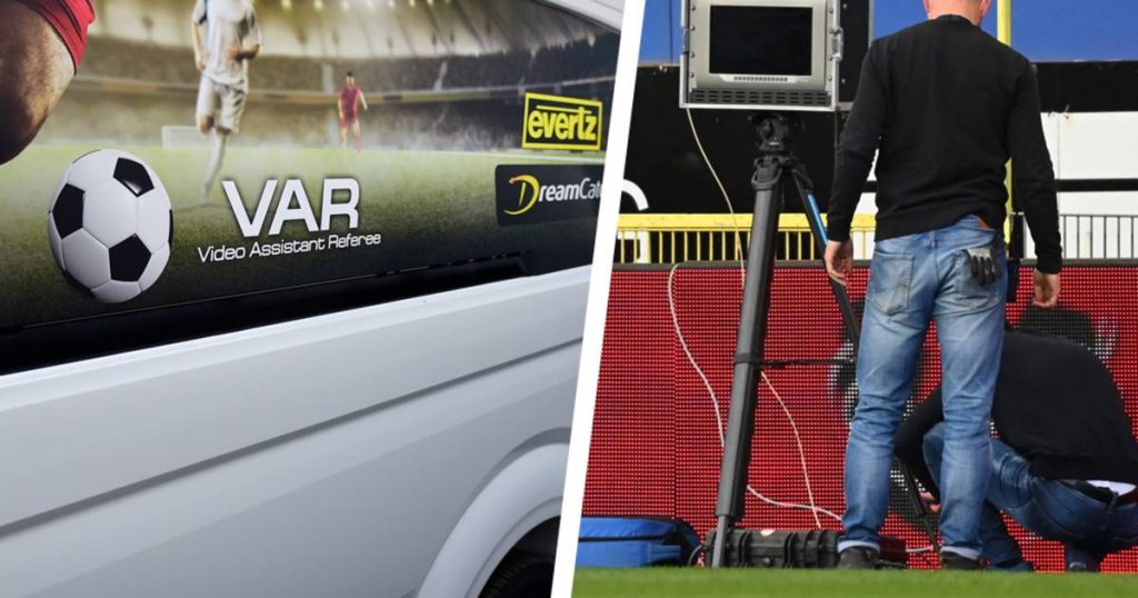 Farce with VAR van was more ridiculous than expected: The driver was on his way to ... Ghent instead of Genk    football