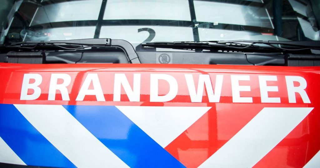 Fire starts at Rotterdam Hotel with air conditioning |  abroad