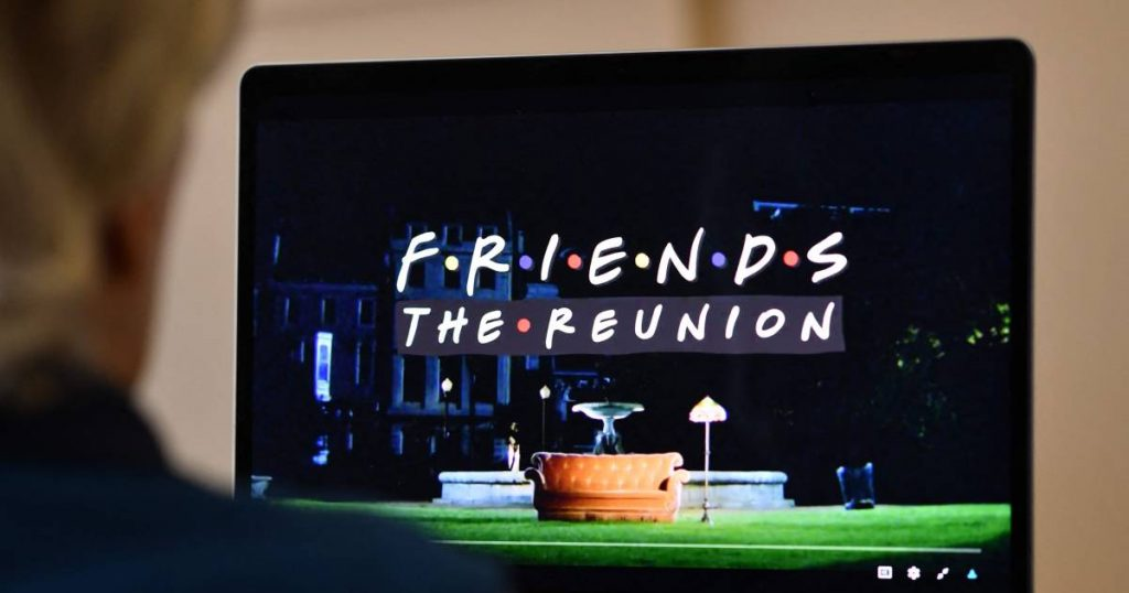 """Heavy censorship over the meeting of """"friends"""" for Chinese TV 