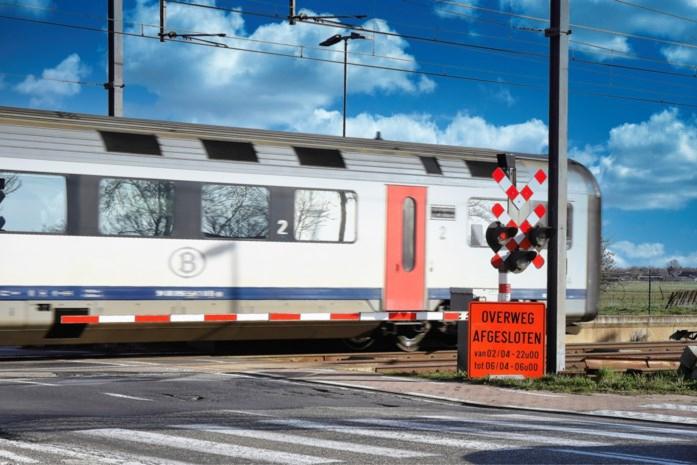 Hogere boetes voor wie spooroverweg oprijdt zonder ruimte om door te rijden