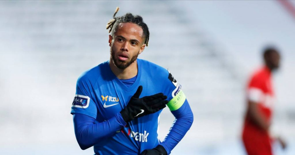Instant scene at the start of the Champions Qualifiers: Captain Bongunda guides Genk past Antwerp |  Playoffs start