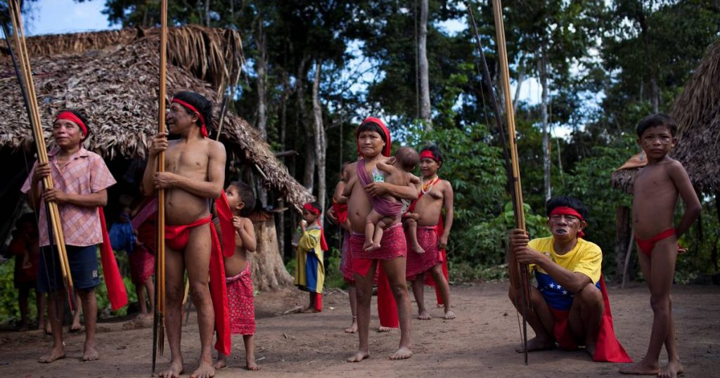 Judge orders Brazilian government to protect indigenous people    abroad
