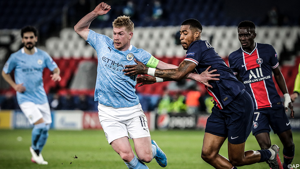 Kevin De Bruyne is the ninth Belgian in the Champions League final, Hazard number 10?  |  Champions League