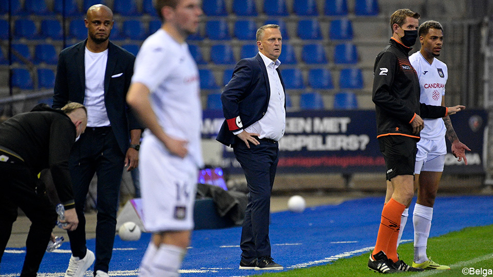 "Kompany furious after VAR van farce: ""Our competition deserves better"" |  Jupiler Pro League"