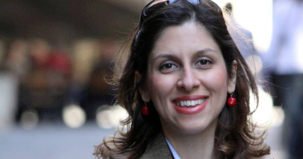London pays Tehran £ 400m for release of a British woman |  abroad