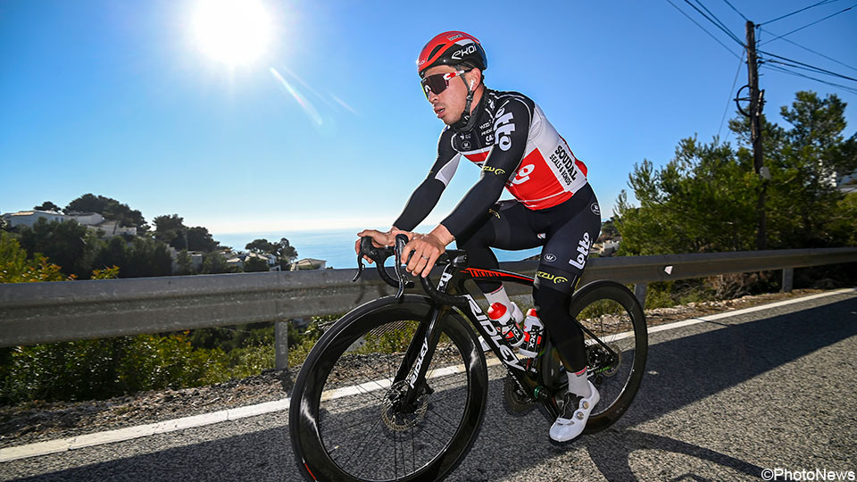 """Lotto Soudal relies on an iwan in the gyro: """"I came here to win, as always""""    Jiro"""