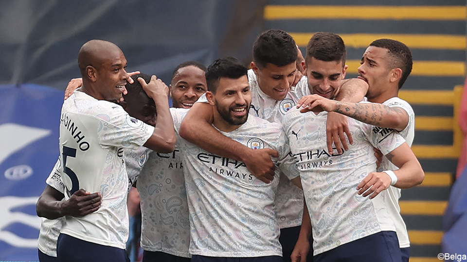 Manchester City advancing towards the title and now interested in Liverpool |  Premier League 2020/2021