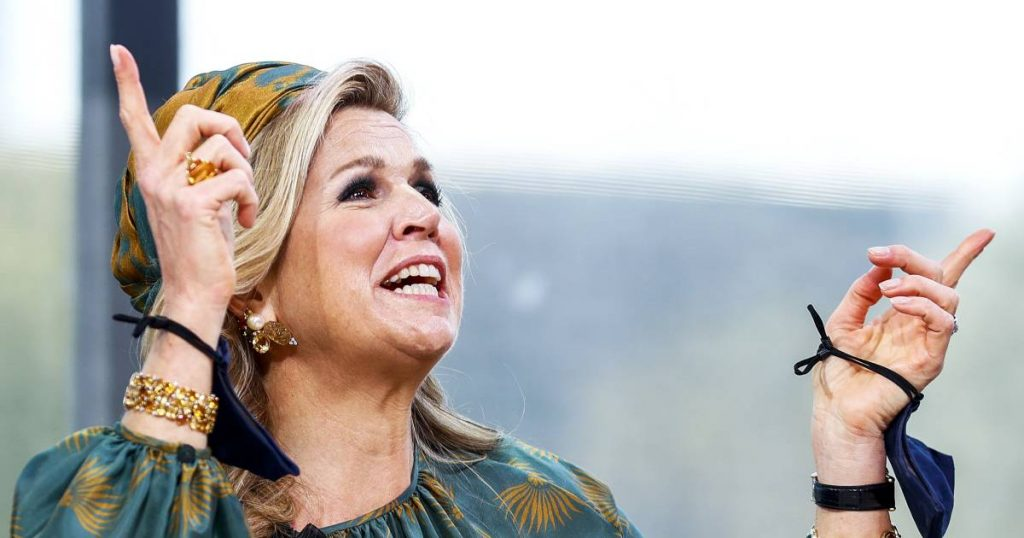Maxima, Queen of the Netherlands, is 50 years old and receives her own stamp |  Property