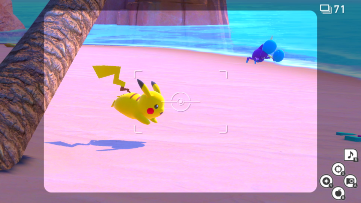 New Pokemon Snap review - Ontspannende Feel Happy