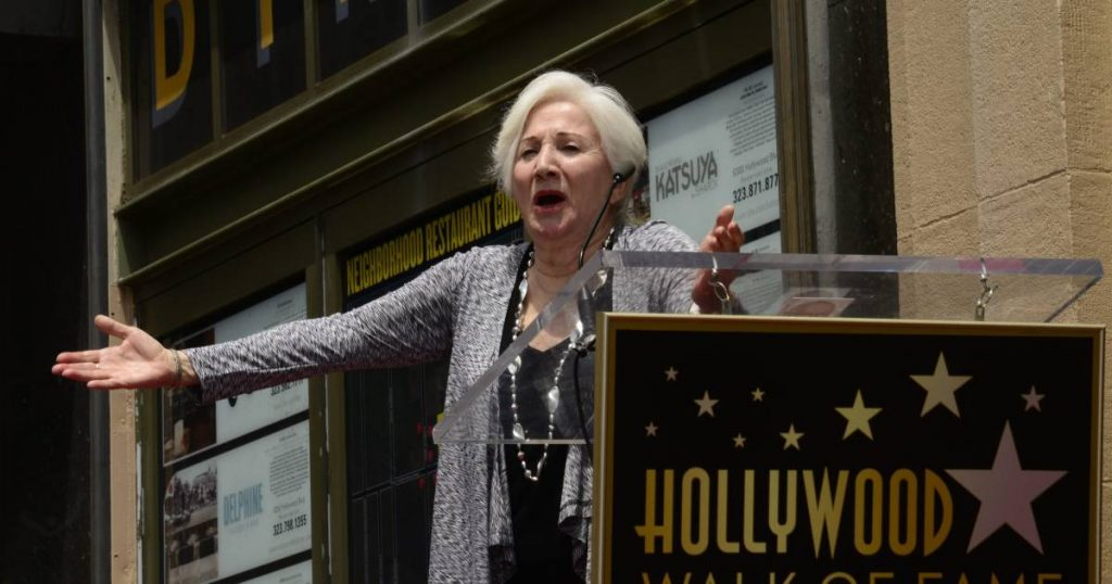 Oscar-winning American Olympia Dukakis dies at the age of 89 celebrity