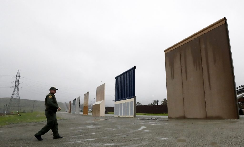 Permanently cancel the budget to build the Trump Border Wall