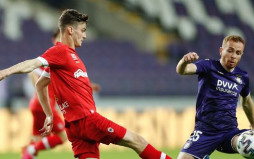 RSC Anderlecht takes a point against FC Antwerp in the absolute final stage