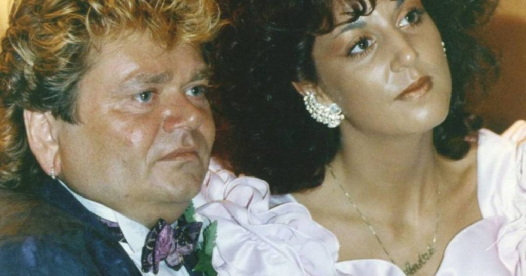 """Rachel Hazes on his last moments with Andre: """"When he died, I still kissed him in his mouth"""" 