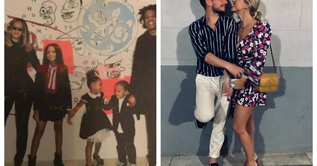 Shoppits.  Beyoncé's kids have seriously grown up and she's celebrating Dress Show's birthday