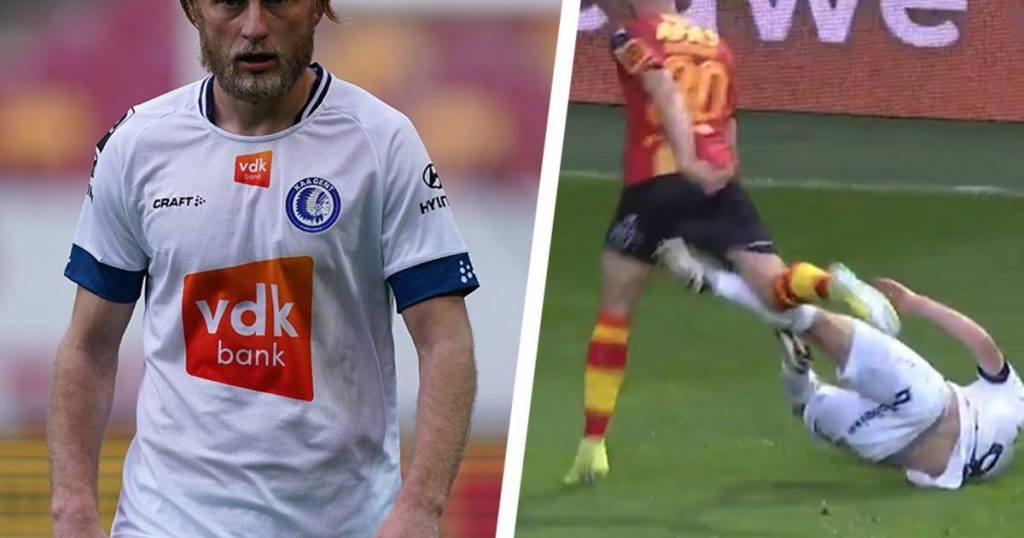"""Should Bezos turn red?  KV Mechelen furious at judging: """"It's incomprehensible"""" 
