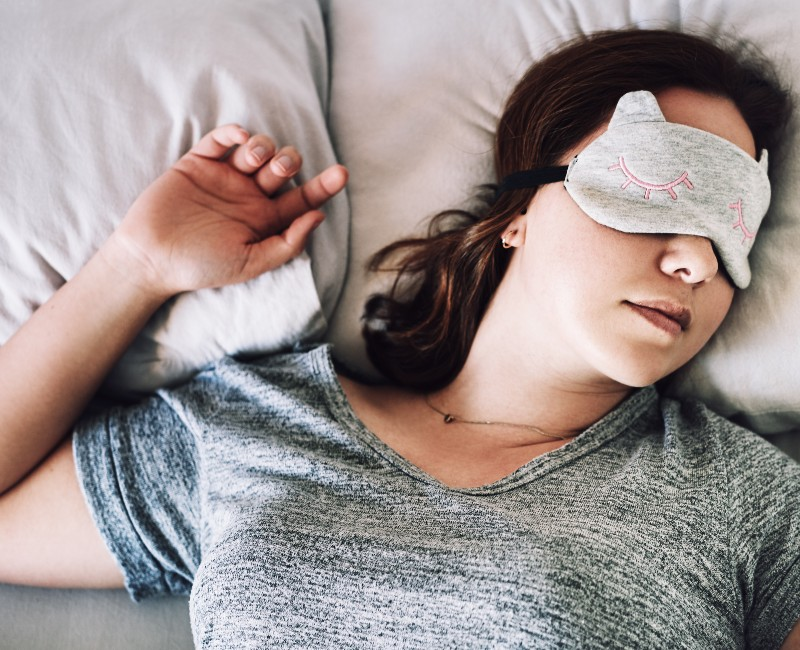 Sleep medications do not have a long-lasting effect