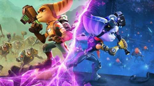 The PlayStation features 15 minutes of gameplay from Ratchet & Clank: Rift Apart