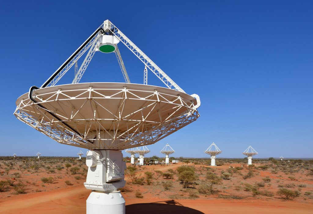 The mysterious circuit of radio waves is found again