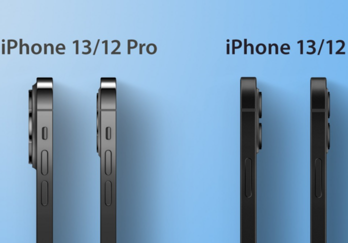 New iPhone Island camera is thicker