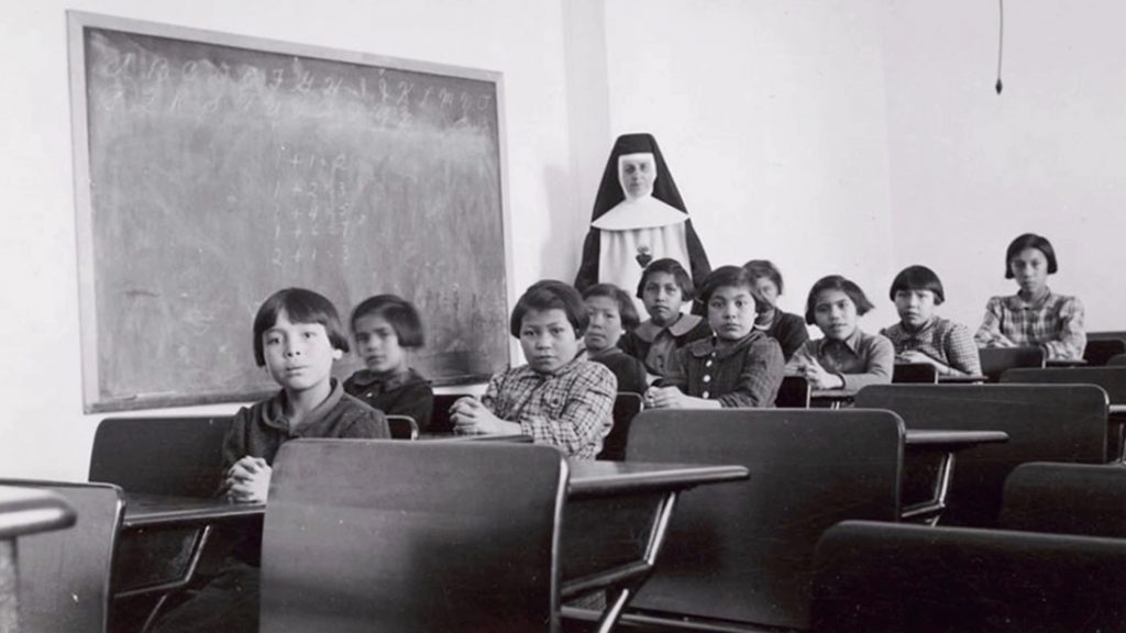 """The remains of 215 Canadian children were found: """"Cultural ..."""
