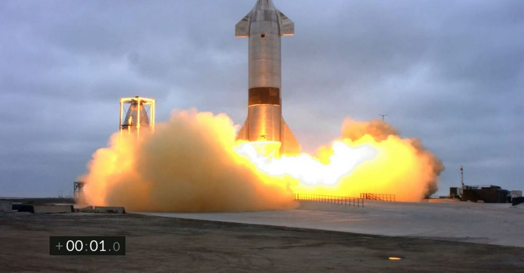 Triumph for SpaceX: a paranoid rocket that can land upright