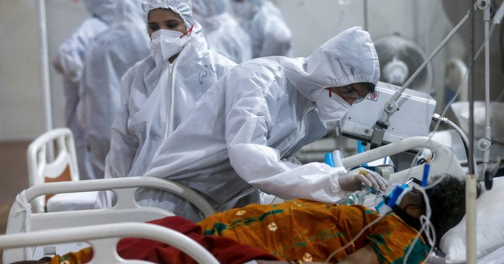 While Coronavirus has taken over India: 90,000 doctors are not allowed to help because foreign diplomas are not valid in their country    abroad
