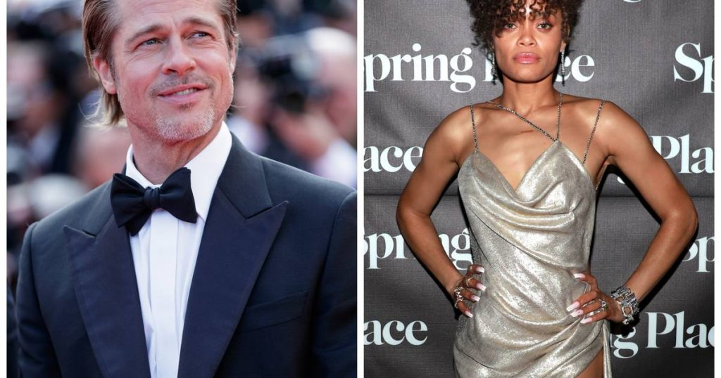 Will Brad Pitt make a comeback?  'They'll make a great couple' |  Famous