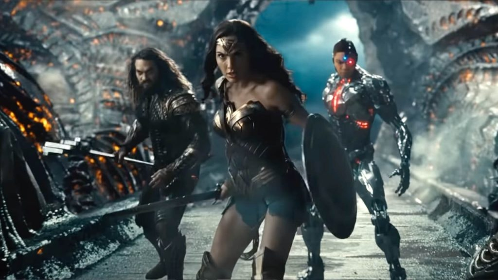 Zack Snyder has 'Justice League 2' and '3' ready