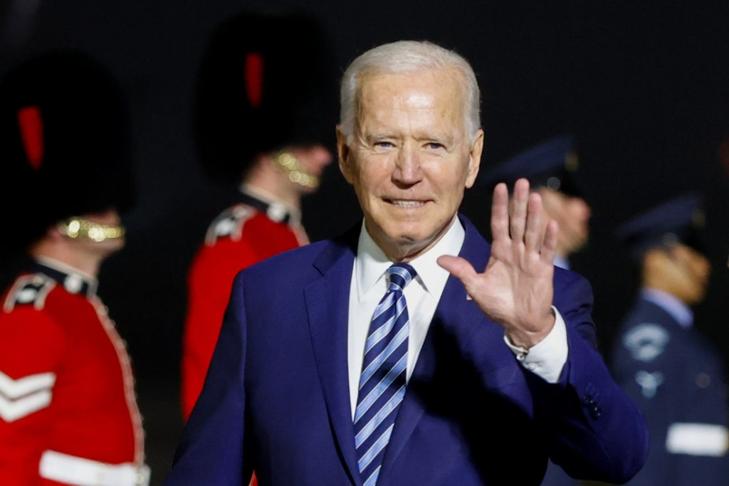 Once again spoiler sports constitute the first summit of Biden and Johnsonجون