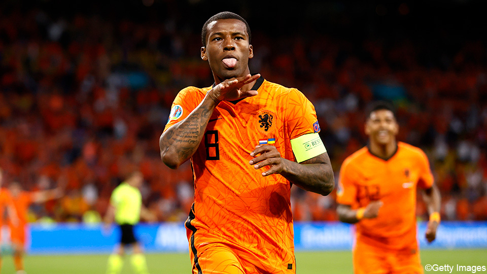 Orange from heaven to hell and back again after a crazy end against Ukraine |  European Championship 2020