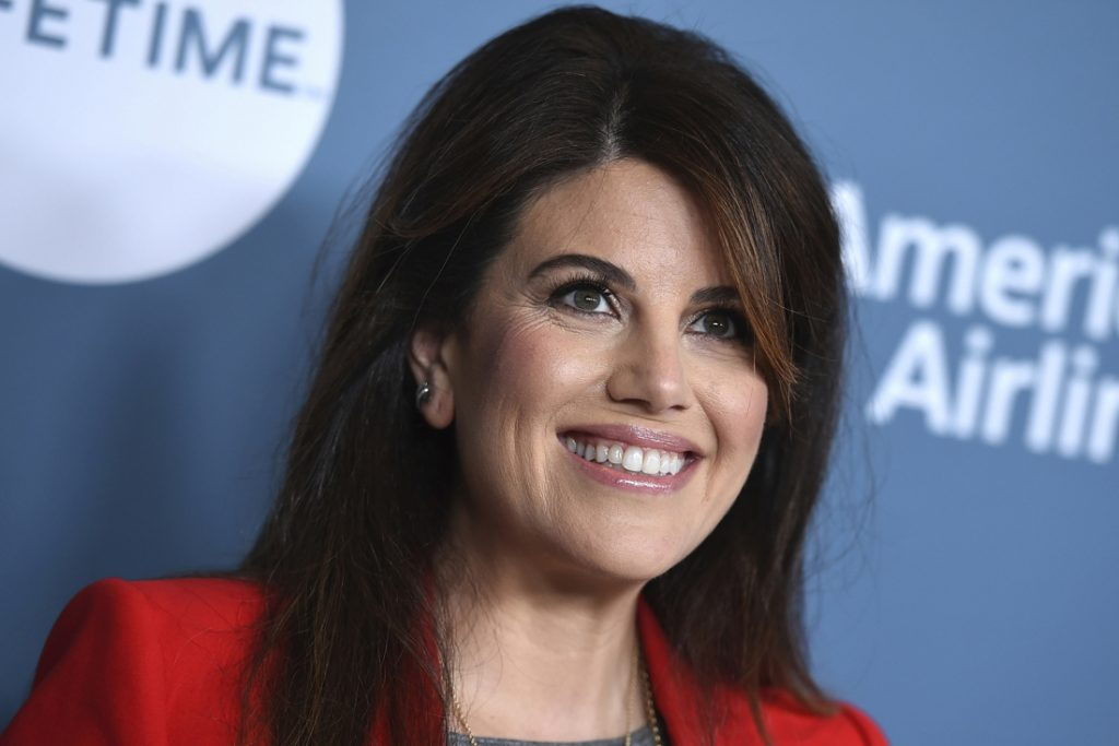 """Monica Lewinsky tekent tv-deal: """"Ik weet hoe het is als je verhaal jarenlang gekaapt wordt"""""""