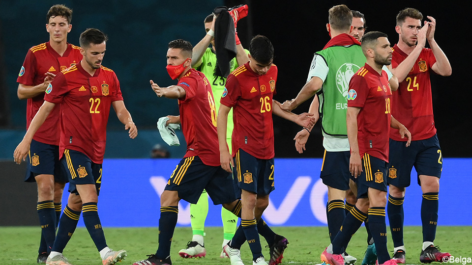 Spain is in dire need: no depth, slow pace and no... Lukaku |  European Football Championship 2020