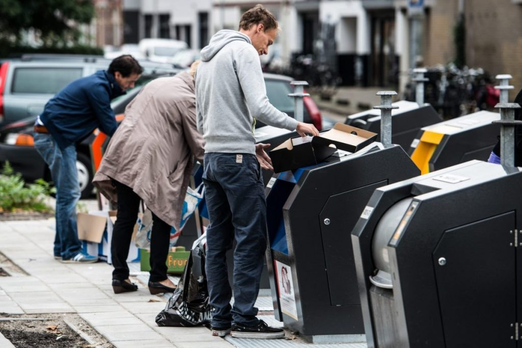 A new approach to dealing with garbage should clean up public spaces in Utrecht