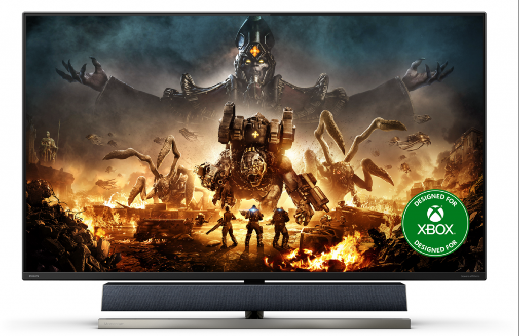 This is the world's first screen designed specifically for Xbox: it's beautiful and precious