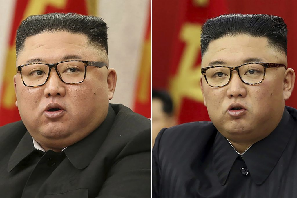 North Koreans shed tears upon seeing 'lean' Kim Ju...