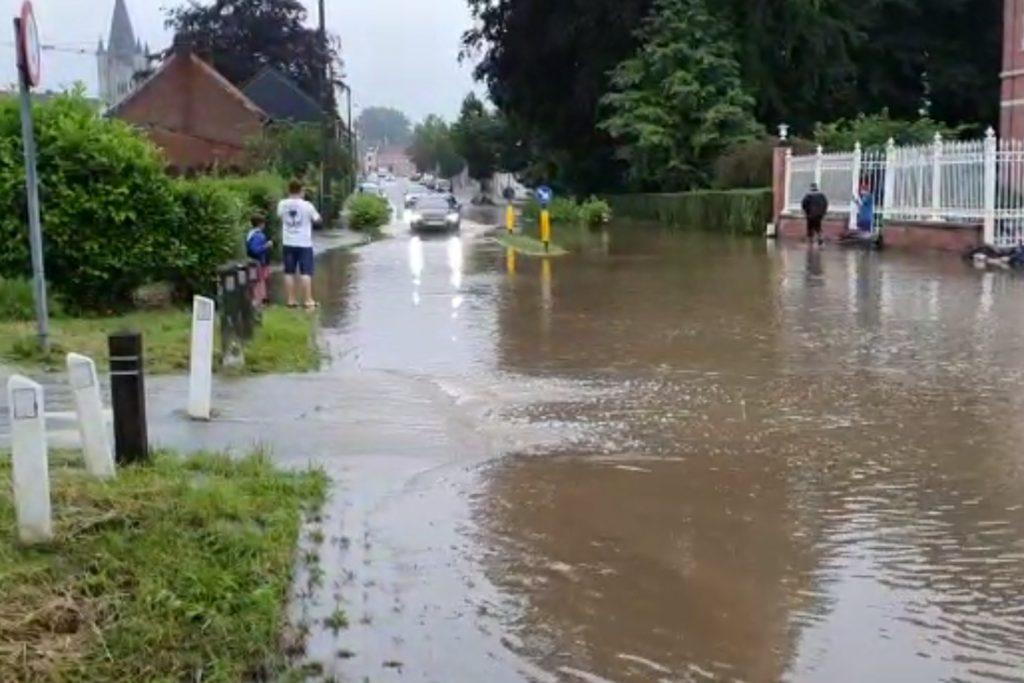 Code orange: RMI warns of localized thunderstorms...