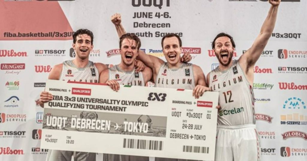 3 x 3 Lions qualify for the Olympics: Belgium wins last ticket in Debrecen |  More sports