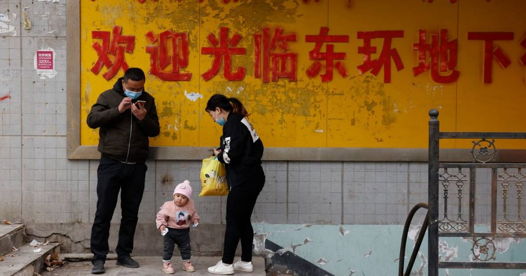 A study expects the number of births to drop by millions of Uyghurs |  abroad