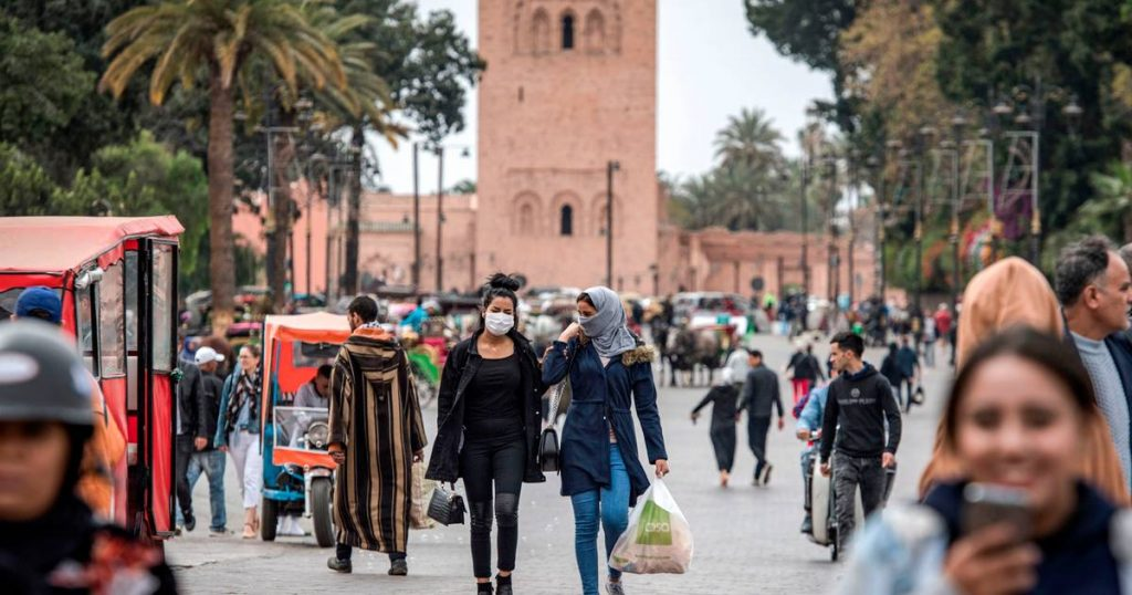 Air tickets to Morocco are popular after borders reopen for foreign travelers |  for travel